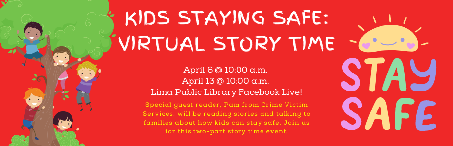 Virtual Story Time: Staying Safe